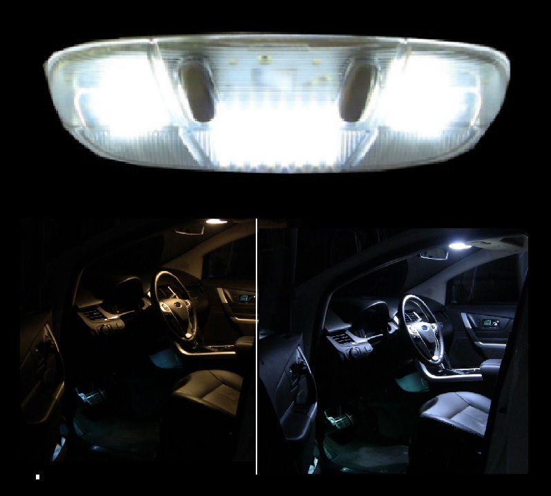 Ford Edge / Lincoln MKX Interior LED ...