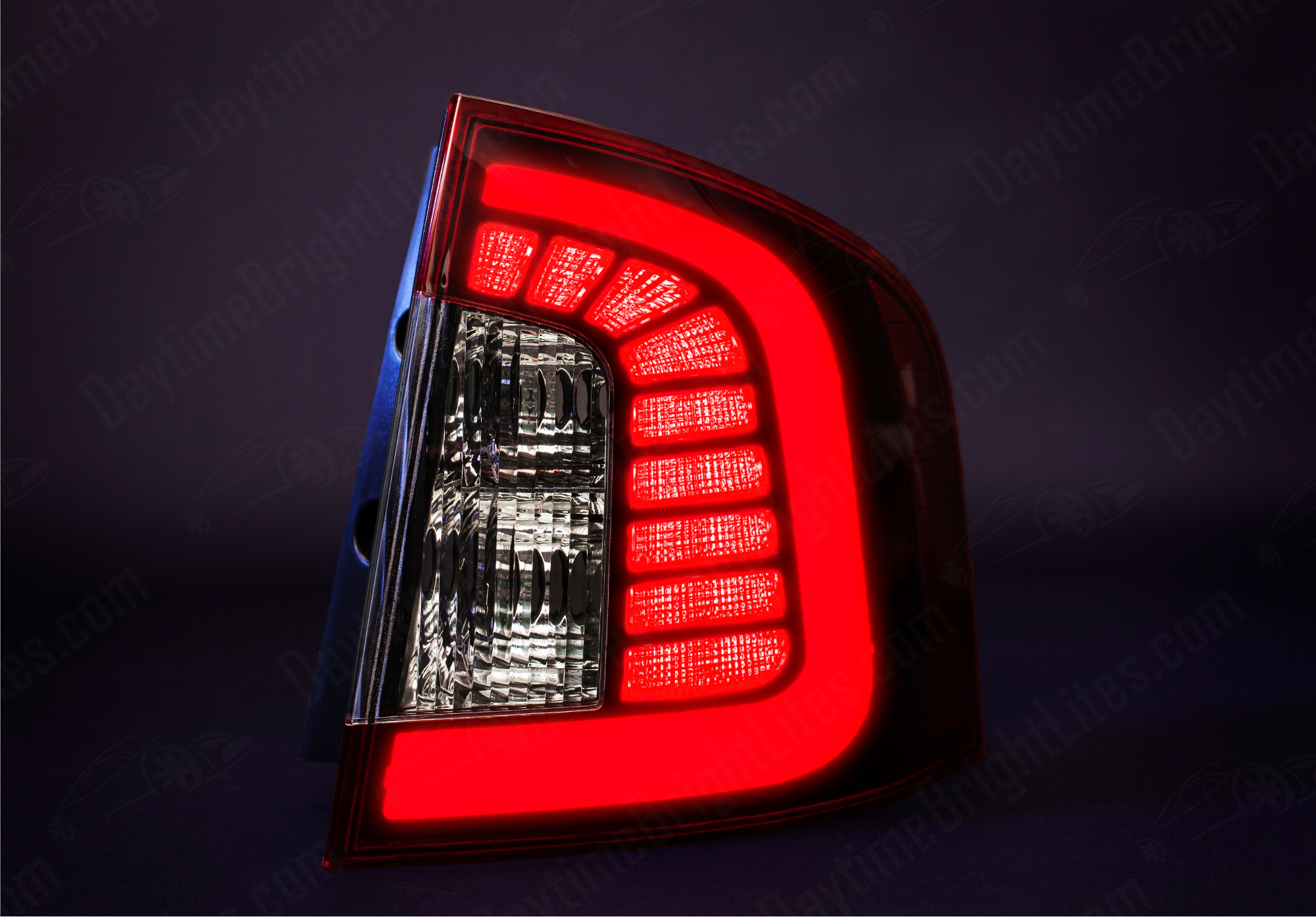 2007 Ford Edge For Sale >> Drive Bright   Ford EDGE SPORT LED Tail light Set – Shadow ...