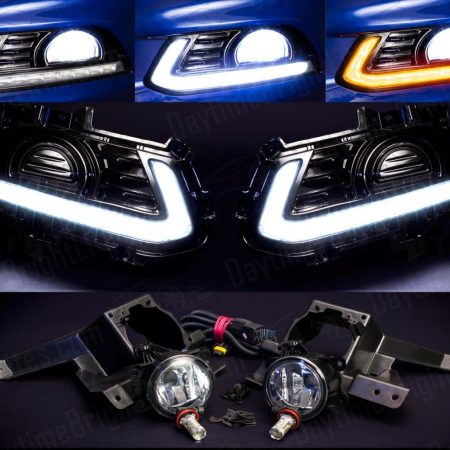 Drive Bright Taurus Whole Thing Package Drl Hid